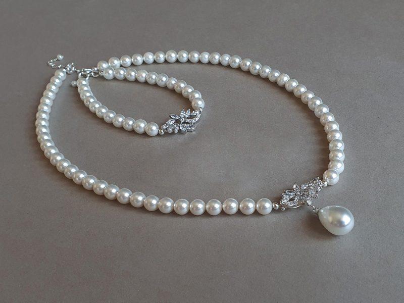 set perle mireasa