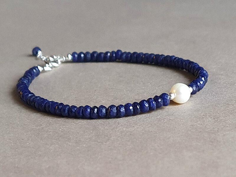 bratara safir perla