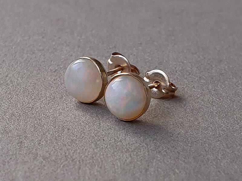 cercei surub opal